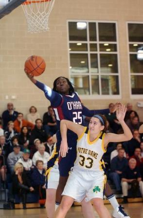 Shanice Johnson and Cardinal O'Hara are vying for their first PCL title in five seasons.