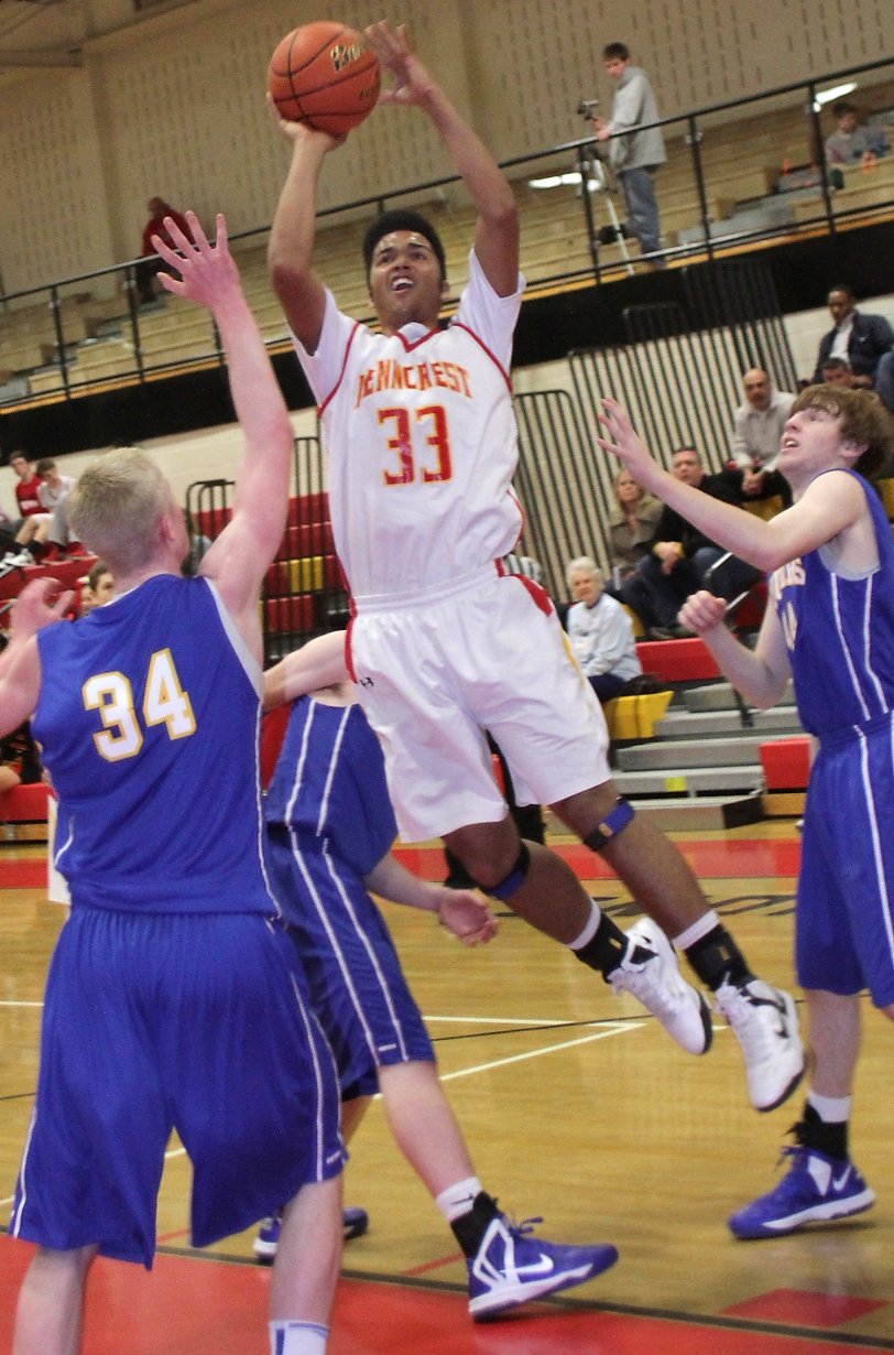 Will Rahmi Halaby and Penncrest be in the Central League playoffs?TIMES STAFF/ROBERT J. GURECKI
