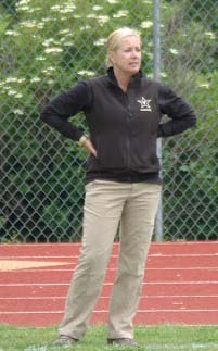 New Agnes Irwin School coach Jen Duckenfield takes over an incredibly young team.PHOTO COURTESY OF PHILLYLACROSSE.COM