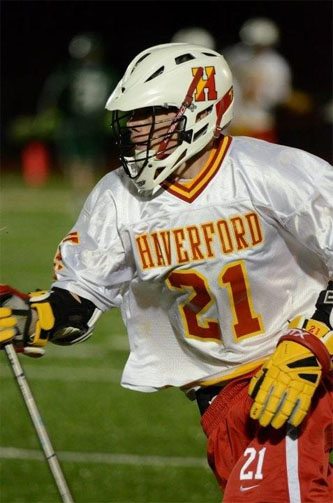 It's a Haverford boys sport, which automatically means that Kevin Leyden is the best player on the team. PHOTO COURTESY OF PHILLYLACROSSE.COM