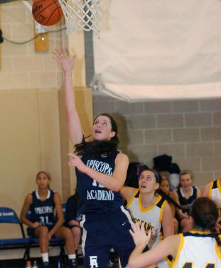 Led by senior forward Megan Quinn, Episcopal Academy won both the Inter-Ac League and PAISSA championships.