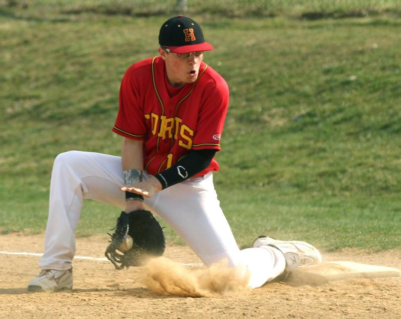 Alex Barr is part of a special senior class for Haverford that graduates off a disappointing season. (Times Staff / ROBERT J. GURECKI)