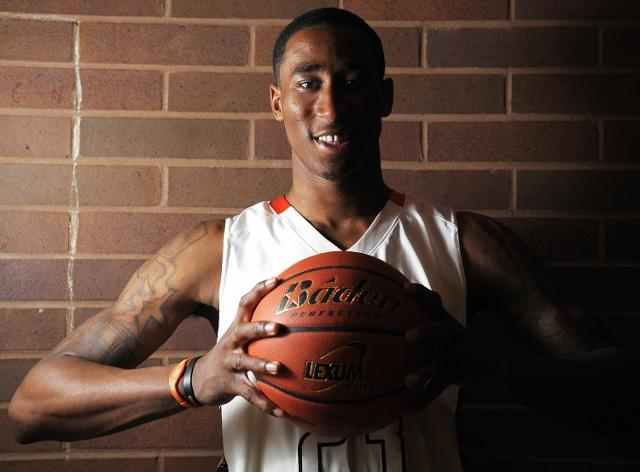 Rondae Jefferson was invited to try out for the U.S. U19 national team TIMES STAFF/ERIC HARTLINE