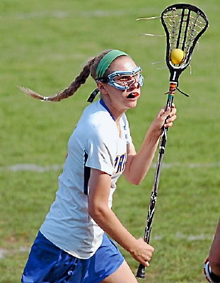 Kelly Lynch and Springfield strolled to a 16-4 win over Pennsbury.  TIMES STAFF/JULIA WILKINSON