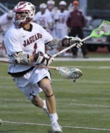 Matt Taulane, seen here as a junior, scored the overtime winner as Garnet Valley upended Radnor, 7-6.  PHOTO COURTESY OF PHILLYLACROSSE.COM