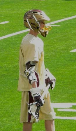 The Haverford School's Kip Taviano, seen here as a junior, won't soon be forgotten.  PHOTO COURTESY OF PHILLYLACROSSE.COM