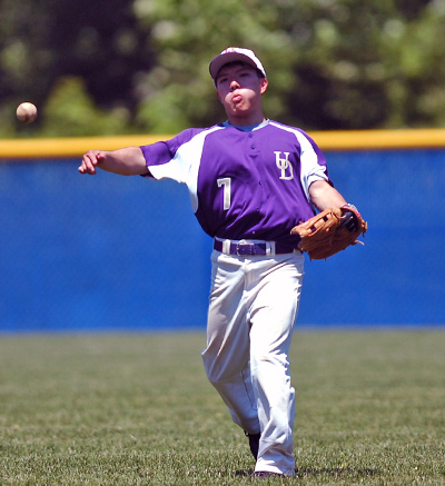 Upper Darby's Richard Lu, here playing in the Barrett Game, is among the class of seniors departing for the Royals.  (Times Staff / JULIA WILKINSON)