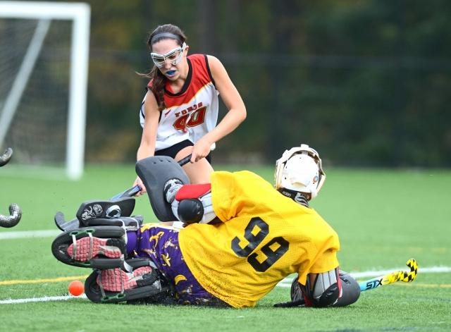 Will Tess Horan and Haverford defend their Central League title? TIMES FILE ART