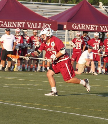 Garnet Valley 2015 FOGO Daniel Lanham has committed to Saint Joseph's. PHOTO COURTESY OF DANIEL LANHAM