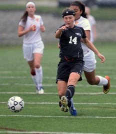 Strath Haven's Kristen Miller was named All-State by the Pennsylvania Soccer Coaches Association. (Times Staff / JULIA WILKINSON)