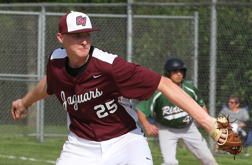 Sean Sarbaugh and Garnet Valley are flying high into the postseason. (Times Staff/ROBERT J. GURECKI)