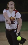Haverford All-Delco Bridget Newman pitched and hit the Fords to the District One Class AAAA playoffs.