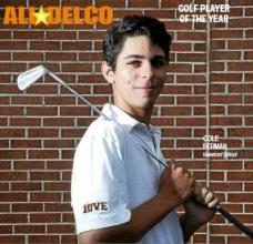 Cole Berman of Haverford School is the 2013-14 Daily Times Golfer of the Year
