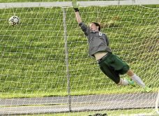 Bonner-Prendergast goalkeeper Jon Mathis will lead a veteran Friars defense. (Times File)