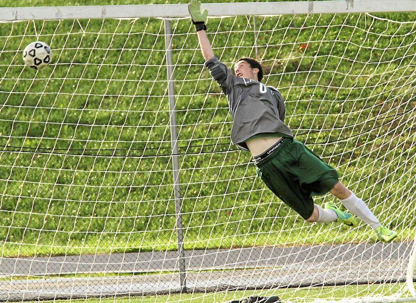 Bonner-Prendergast goalkeeper Jon Mathis will lead a veteran Friars defense. (Times File)
