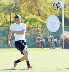 Radnor midfielder/forward James Cellucci could be a big factor for the Raiders this season. (Times File)