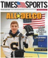 The 2014-15 Hockey Player of the Year is Springfield's Tyler Riddle. (Times Staff/TOM KELLY IV)