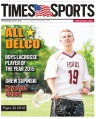 Haverford School's Drew Supinski is the 2015 Boys Lacrosse Player of the Year. (Times Staff/RICK KAUFFMAN)